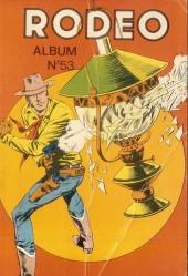 Rodéo -REC053- Album N°53 (du n°279 au n°282)