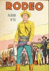 Rodéo -REC055- Album N°55 (du n°287 au n°290)