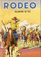 Rodéo -REC062- Album N°62 (du n°315 au n°318)
