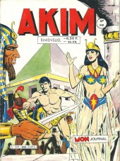 Akim (1re série) -640- La reine touanga