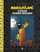 Marsupilami - La collection (Hachette) -4- Le pollen du Monte Urticanto