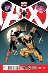 A+X (2012) -6- Issue 6