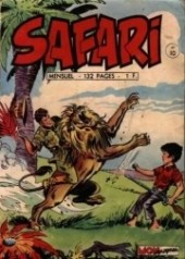 Safari (Mon Journal) -10- La Pyramide du Mystere