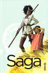 Saga -3- Tome 3