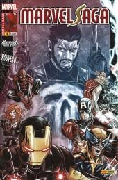 Marvel Saga (2e série) -1- Face-à-face