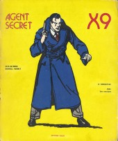 Agent secret X9 -31- Le dominateur
