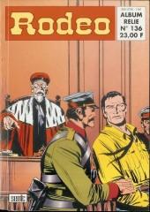 Rodéo -REC136- Album Relié N°136 (du n°545 au n°547)
