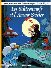 Les schtroumpfs -32- Les schtroumpfs et l'amour sorcier