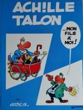 Achille Talon -4b74- Achille Talon... mon fils à moi !