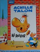 Achille Talon -6a74- Achille talon au pouvoir