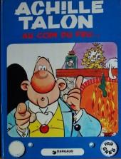 Achille Talon -12a77- Achille Talon au coin du feu...