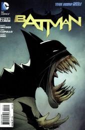 Batman (2011) -27- Zero Year: Dark City, Part Four