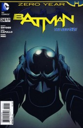 Batman (2011) -24- Zero Year: Dark City, Part One