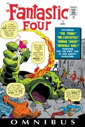Fantastic Four (1961) -OMNI- Fantastic Four Omnibus Vol.1