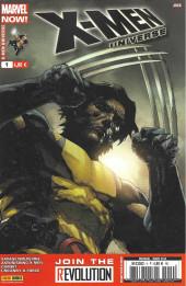 X-Men Universe (Marvel France 4e série) -9- Le Chaînon Manquant