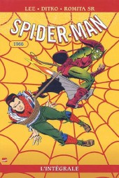 Spider-Man (L'Intégrale) -4b- Spider-Man: L'intégrale 1966