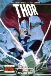 Thor: Season One (2013) -HC- Thor: Season One
