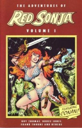 Adventures of Red Sonja (The) (2006) -INT01- Volume 1