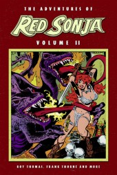 Adventures of Red Sonja (The) (2006) -INT02- Volume 2