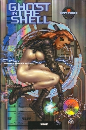 Ghost in the Shell -4- Ghost in the Shell 2 : ManMachine Interface - 1