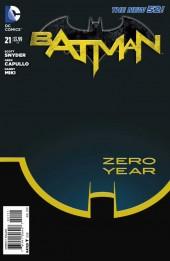 Batman (2011) -21- Zero Year Secret City Part One
