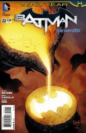 Batman (2011) -22- Zero Year Secret City Part Two