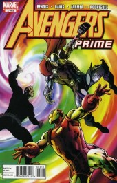Avengers Prime (2010) -2- Issue 2