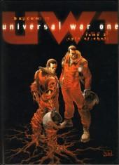 Universal War One -3- Caïn et Abel