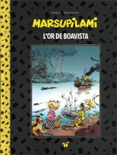 Marsupilami - La collection (Hachette) -7- L'or de Boavista
