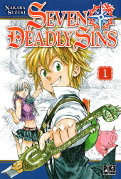 Seven Deadly Sins -1- Tome 1