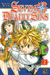 Seven Deadly Sins -2- Tome 2