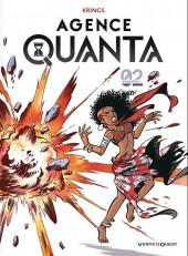 Agence Quanta -2- Krakatoa !