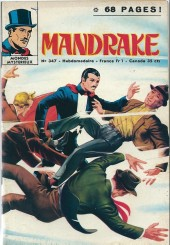 Mandrake (1e Série - Remparts) (Mondes Mystérieux - 1) -347- Le bandit invisible
