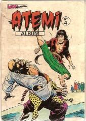 Atémi -Rec04- Album n°4 (du n°12 au n°15)