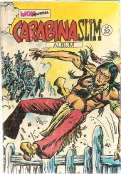 Carabina Slim -REC32- Album n°32 (du n°122 au n°124)