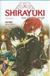 Shirayuki aux cheveux rouges -9- Tome 9