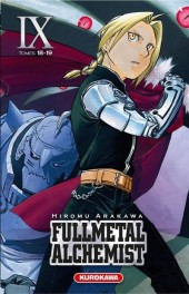 FullMetal Alchemist -INT09- Intégrale T9 (volumes 18 et 19)