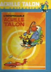 Achille Talon - La collection (Cobra) -5- L'indispensable Achille Talon