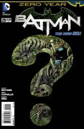 Batman (2011) -29- Zero Year: Dark City