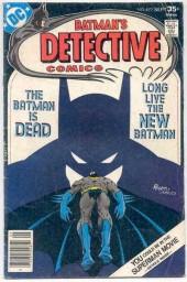 Detective Comics (1937) -472- I Am the Batman!