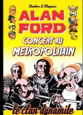 Alan Ford (Coffre à BD) -5- Concert au metropolitain