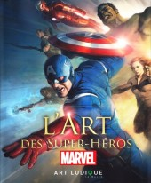 (Catalogues) Expositions - L'Art des Super-Héros Marvel