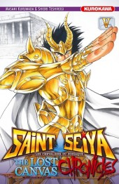 Saint Seiya : The lost canvas chronicles