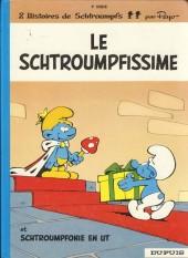 Les schtroumpfs -2b82- Le Schtroumpfissime (+ Schtroumpfonie en ut)