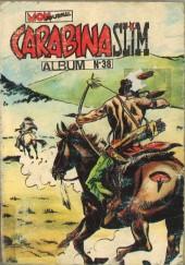 Carabina Slim -REC38- Album n°38 (du n°140 au n°142)