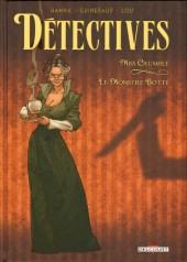 Détectives - Delcourt -1- Miss Crumble - Le Monstre Botté