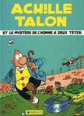 Achille Talon -14b92- Achille alon et le mystère de l'homme à deux têtes