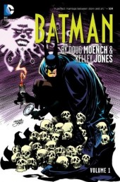 Batman (1940) -INT- Batman by Doug Moench and Kelley Jones Vol. 1