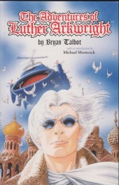 Adventures of Luther Arkwright (The) (1990) -INTa- The adventures of Luther Arkwright