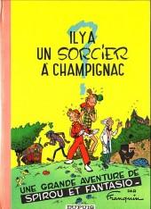 Spirou et Fantasio -2b64- Il y a un sorcier à Champignac